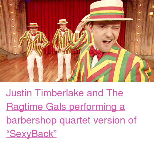Ragtime gals sexy back