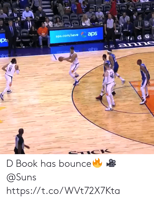 Gg, Memes, and Book: рs  aps.com/save  aps  GG  $6  CK  DD D Book has bounce🔥  🎥 @Suns  https://t.co/WVt72X7Kta