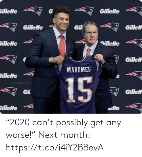 "sports: ""2020 can't possibly get any worse!""   Next month: https://t.co/i4iY2BBevA"