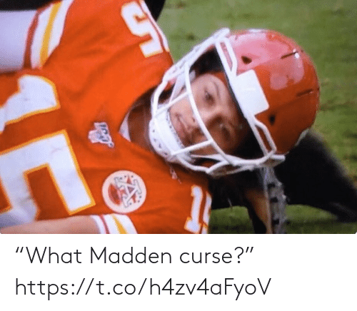 """Football, Nfl, and Sports: """"What Madden curse?"""" https://t.co/h4zv4aFyoV"""
