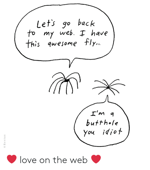 web: ❤️ love on the web ❤️
