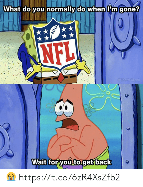 Football, Nfl, and Sports: 😭 https://t.co/6zR4XsZfb2