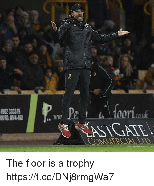 Memes, 🤖, and Trophy: 0  Per  902 3333 1 The floor is a trophy https://t.co/DNj8rmgWa7