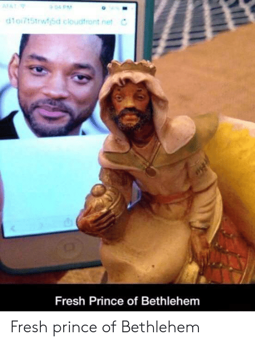 Fresh, Prince, and Fresh Prince: 04 P  Fresh Prince of Bethlehem Fresh prince of Bethlehem