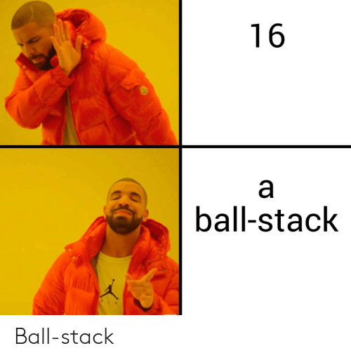 Reddit, Air, and Stack: 16  a  ball-stack  AIR Ball-stack