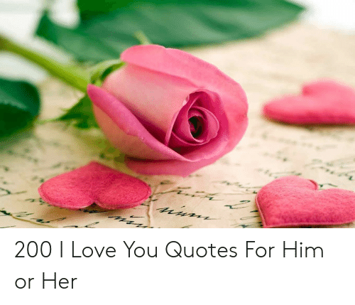 🅱️ 25 Best Memes About I Love You Quotes for Him