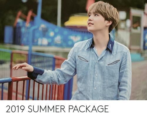 Summer, Package, and 2019: 2019 SUMMER PACKAGE