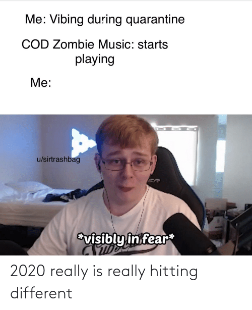 hitting: 2020 really is really hitting different