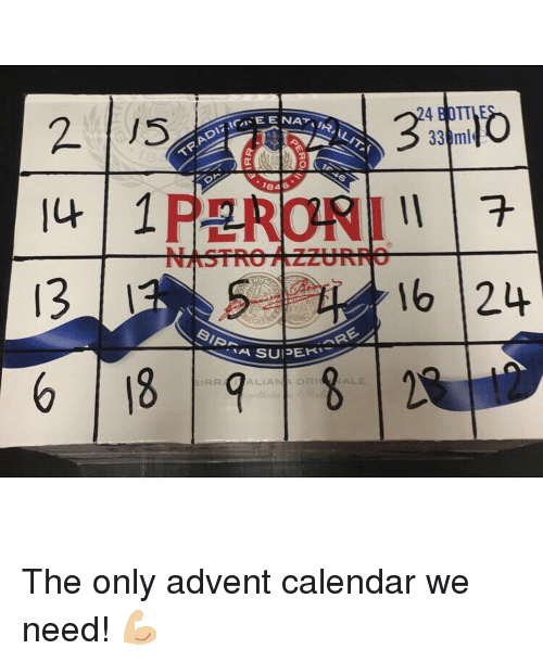 Memes, Calendar, and 🤖: 21/5  TP.ADI7.ICハ  SEE NAT  a46'  BIP5A  ALE  PERO  Q: 뜨  3 The only advent calendar we need! 💪🏼