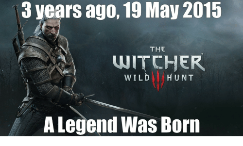 the witcher wild hunt: 3 years ago, 19 May 2015  THE  WITCHER  WILD HUNT  A Legend Was Born