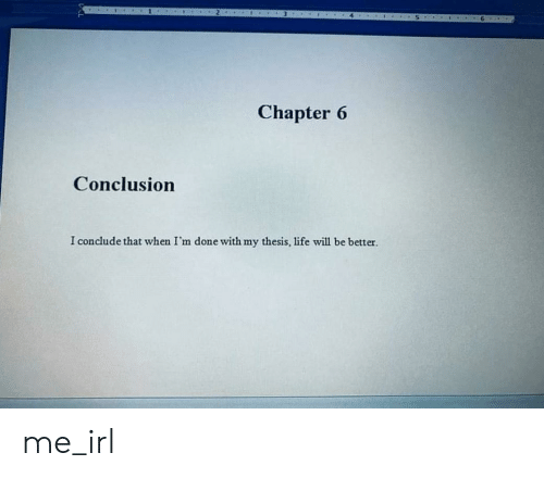 Thesis Conclusion Meme - Thesis Title Ideas For College