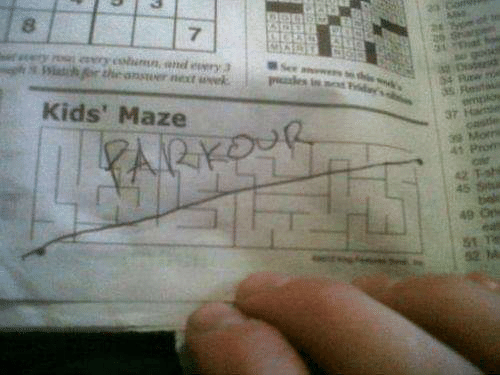 ons: 8  7  Kids' Maze  37  41 Prom  49 Ons
