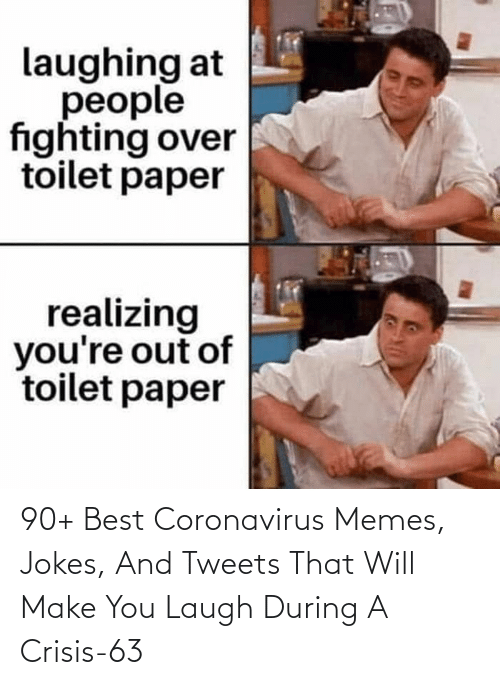 Tweets: 90+ Best Coronavirus Memes, Jokes, And Tweets That Will Make You Laugh During A Crisis-63