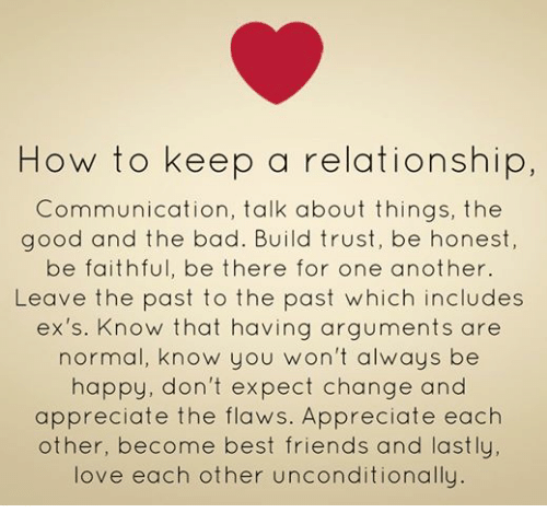 how to leave a relationship for good