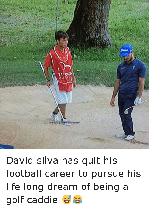 Pit David Silva Has Quit His Football Career to Pursue His