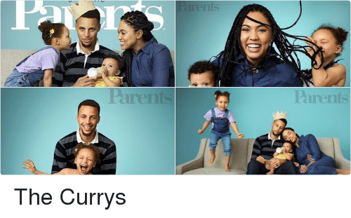 Ayesha Curry: 7.  <\飞   Parents   vh  on   Realthy kids  appy &amilies  ONE AMAZING TEAM  STEPHEN AND  AYESHA CURRY TALK  COURTSHIP, FAME,  AND PARENTHOOD  PAGE 88 The Currys