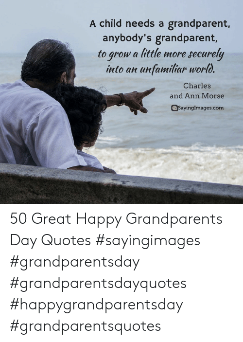 🅱️ 25+ Best Memes About Grandparents Day Quotes
