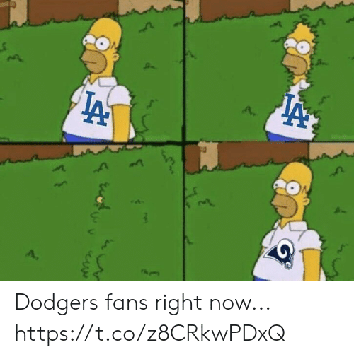 dodgers: A Dodgers fans right now... https://t.co/z8CRkwPDxQ