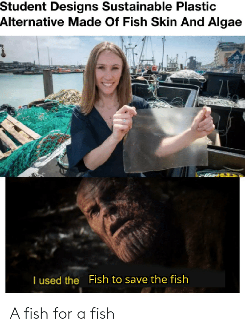 Fish: A fish for a fish