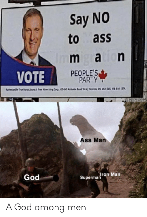 God: A God among men