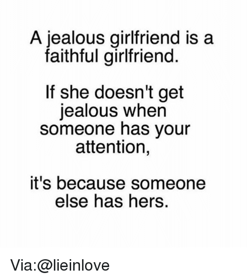 How to know if a girl is jealous
