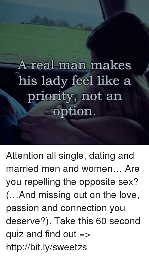 Find a real man