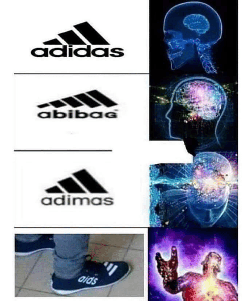 Adidas, Aids, and Adimas: adidas  abibaG  adimas  aids