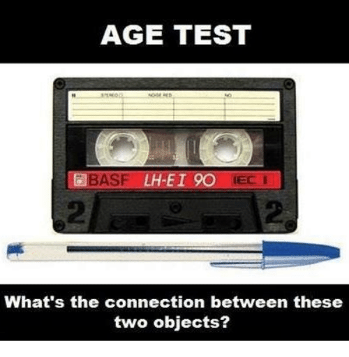 basf: AGE TEST  BASF LH-EI OO  IEC I  What's the connection between these  two objects?
