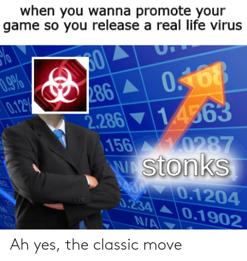 move: Ah yes, the classic move