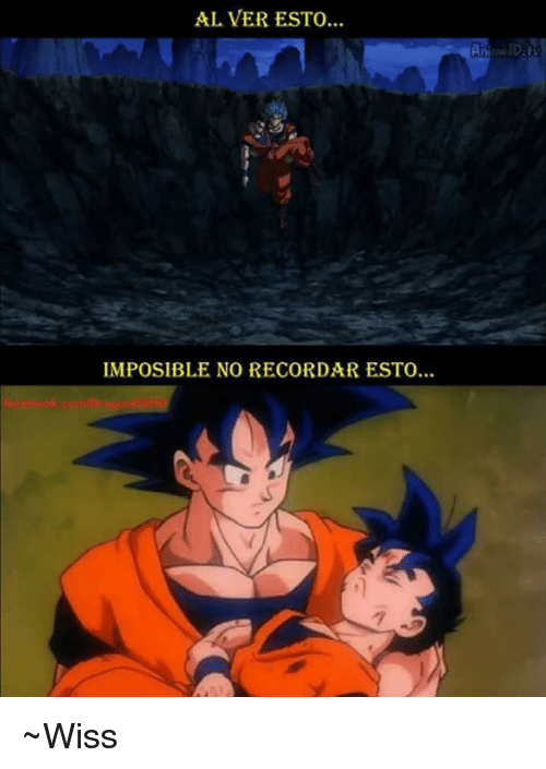 AnimeID Iv Wiss Memes And Als AL VER ESTO IMPOSIBLE NO RECORDAR