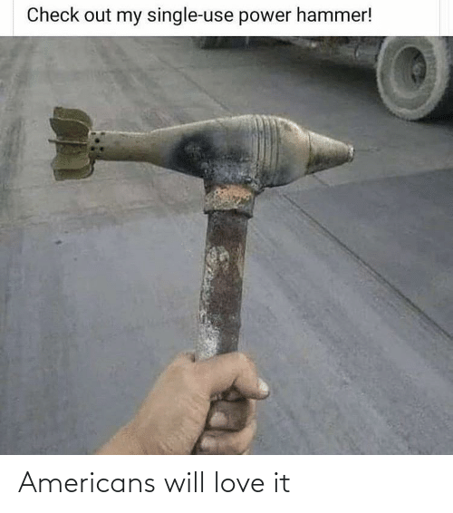 americans: Americans will love it