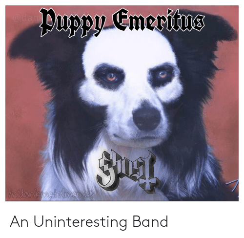 Band: An Uninteresting Band