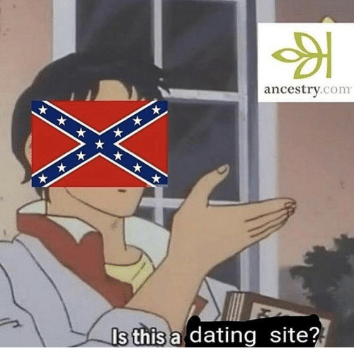 ancestry.com: ancestry.com  Is this a dating site?