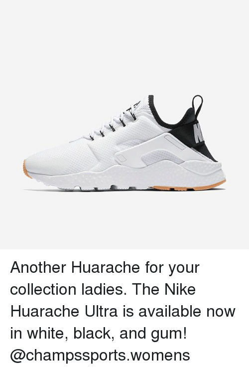 new styles 6c113 196ac  champssports.womens · Memes, Nike, and Black  Another Huarache for your  collection ladies. The Nike