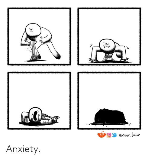 Anxiety: Anxiety.