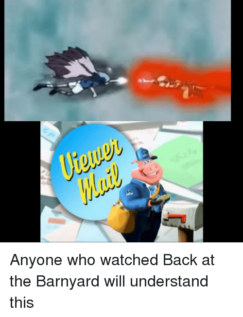 ️ 25+ Best Memes About Back at the Barnyard | Back at the ...