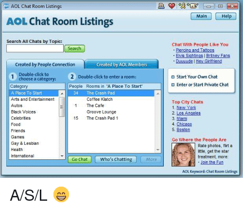 Best chicago chat rooms