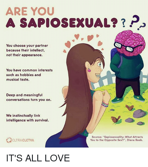 Sapiosexuality images