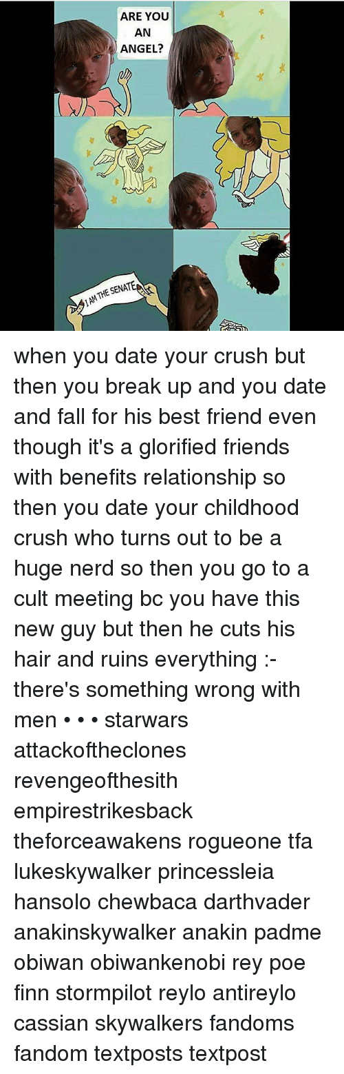 what do you do when your best friend is dating your crush