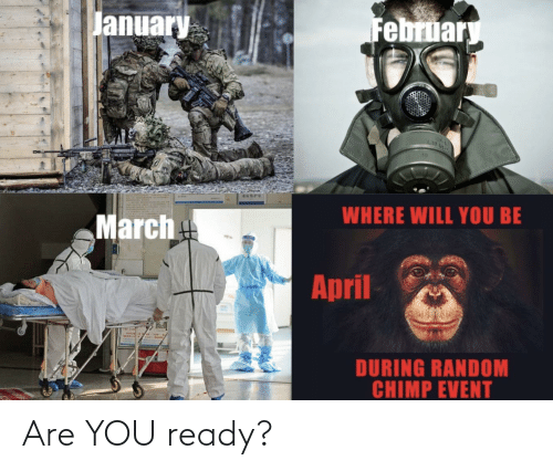 You Ready: Are YOU ready?