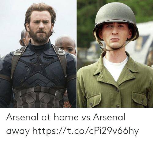 Arsenal, Soccer, and Home: Arsenal at home vs Arsenal away https://t.co/cPi29v66hy