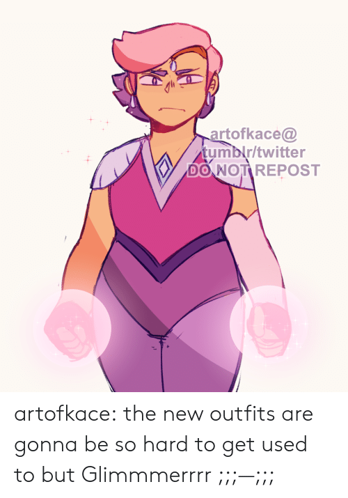 Tumblr, Twitter, and Blog: artofkace@  tumblr/twitter  DO NOT REPOST artofkace:    the new outfits are gonna be so hard to get used to but Glimmmerrrr ;;;—;;;
