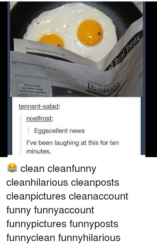 tennant: Aurota track  and others hope  to lure more families  tennant-salad:  noelfrost:  Eggscellent news  l've been laughing at this for ten  minutes 😂 clean cleanfunny cleanhilarious cleanposts cleanpictures cleanaccount funny funnyaccount funnypictures funnyposts funnyclean funnyhilarious