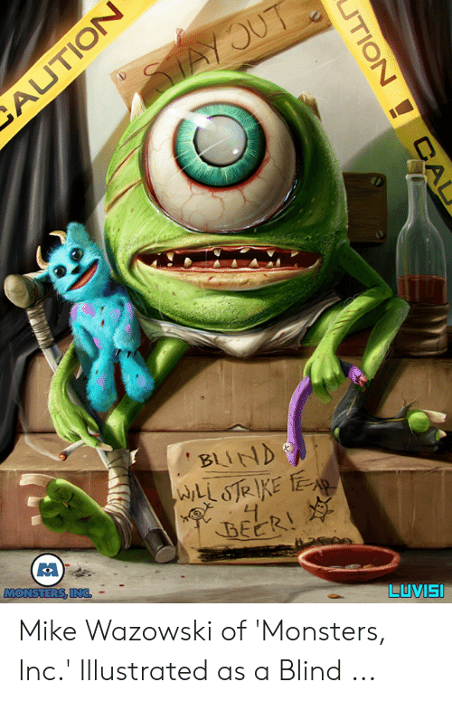 25 Best Memes About Monsters Inc Mike Wazowski Monsters Inc Mike Wazowski Memes