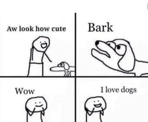 Dogs, Love, and Wow: Aw look how cuteBark  Wow  I love dogs