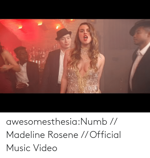 Www Youtube: awesomesthesia:Numb // Madeline Rosene // Official Music Video