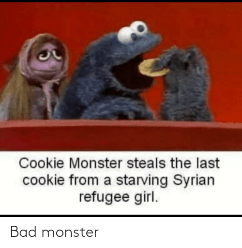 monster: Bad monster
