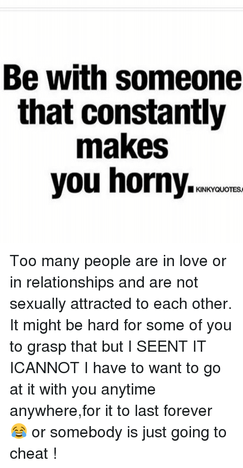 what makes you sexually attracted to someone