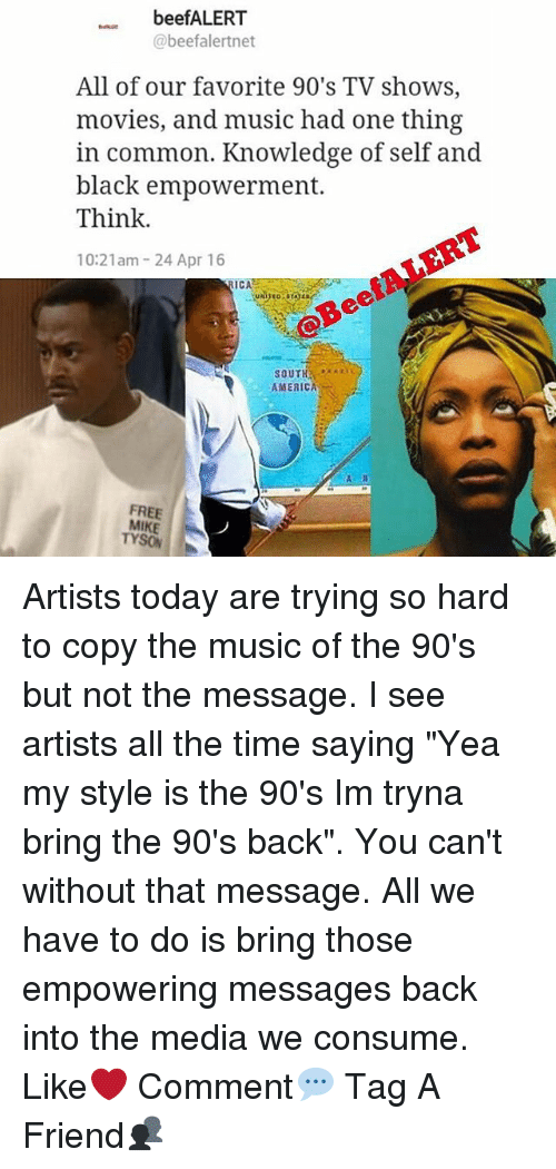 beefalert all of our favorite 90 s tv shows movies and music had one