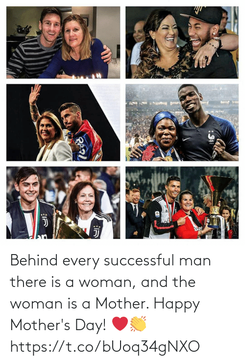 Mothers: Behind every successful man there is a woman, and the woman is a Mother. Happy Mother's Day! ❤️👏 https://t.co/bUoq34gNXO